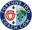 Fortune100Coach Sticky Logo