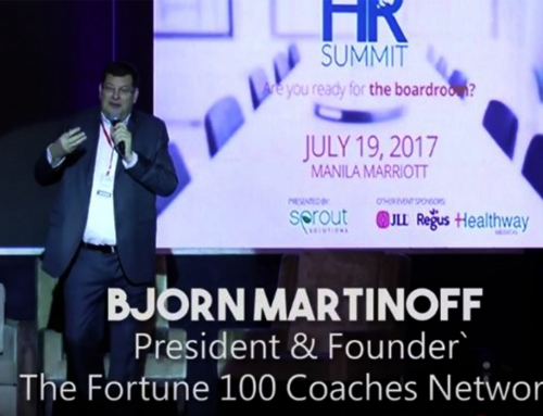 The Future of Leadership – ASIA HR SUMMIT 2017